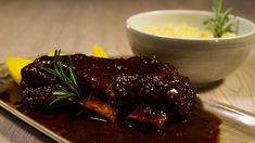 Rezept von Andreas Wojta   2 Stunden 15 Minuten/aufwendig Andreas, Steak, Kitchen Decor, Beef, Meat, Bakken, Sausage Recipes, Napa Cabbage, Losing Weight