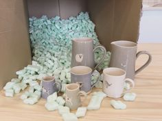 More Jane Hogben pottery in store now