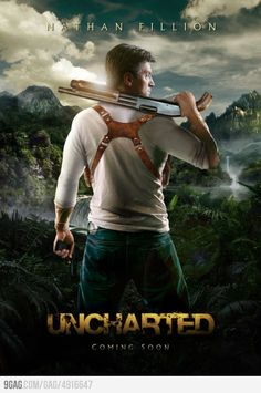 Uncharted The Movie; If only  :)