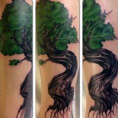 60 Family Tree Tattoo Designs For Men - Kinship Ink Ideas Cool Back Tattoos, Back Tattoos For Guys, Lower Back Tattoos, Tree Leg Tattoo, Wald Tattoo, Tree Tattoo Designs, Life Tattoos, Tatoos, Body Art