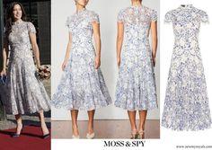 Moss & Spy Elodie Dress Princesa Mary, Odense, Crown Princess Mary, Denmark Fashion, Prince Frederick, Queen Margrethe Ii, Danish Royal Family, Danish Royals, Mary Elizabeth