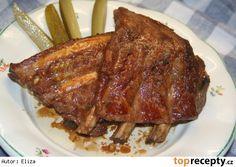 Myslíme si, že by sa vám mohli páčiť tieto piny - Ribs On Grill, Ham, Grilling, Pork, Food And Drink, Baking, Health, Junk Food, Japanese Food