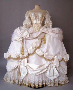 マリー・アントワネット・ファッション - O Bel Inventaire-Bis*アンヴァンテール・ビス*