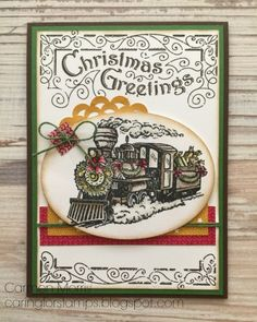 Christmas Magic by Carmen Morris,  Combined the sets Father Christmas and Christmas Magic.