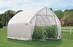 Greenhouses and Cold Frames 139939: Shelterlogic 70560 Growit High Arch Greenhouse 13 Ft. X 20 Ft. X 12 Ft. New -> BUY IT NOW ONLY: $818.41 on eBay!