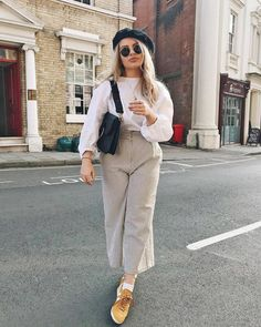 Pants, $39 at Topshop UK - Wheretoget
