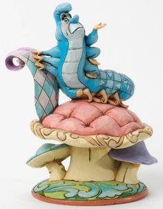 NEW Walt Disney Showcase Caterpillar From Alice In Wonderland 4037507