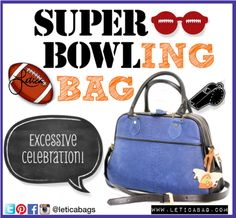 Super Bowling Bag available in www.leticabag.com