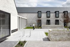keppie design / ronald mcdonald charities housing for families of hospitalized children, glasgow
