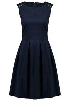 Korte jurk - dark blue
