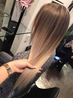 Balayage Olaplex K hl Balayage Olaplex K How To Bayalage Hair, Hair Color Balayage, Ombre Hair, Beliage Hair, Straight Hairstyles, Cool Hairstyles, Color Melting Hair, Hippie Hair, Dark Blonde Hair
