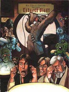 This Wookie has soul!