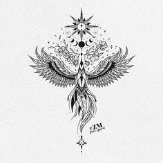 Spine Tattoos, Sternum Tattoo, Back Tattoos, Body Art Tattoos, Small Tattoos, Tatoos, Tattoo Design Drawings, Henna Tattoo Designs, Tattoo Sketches