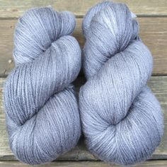 Pewter - Big Silk | Miss Babs Hand-Dyed Yarns & Fibers, Inc.