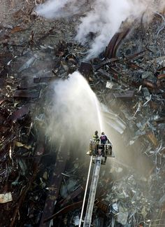 Remembering 9/11 With Indelible Pictures