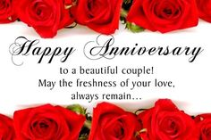 happpy weeding aniversary | 26 Romantic Wedding Anniversary Wishes | funlava.com