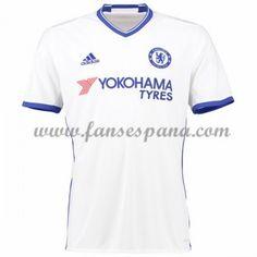 Camisetas De Futbol Chelsea Tercera equipación 2016-17 0d6ff4ba41f00