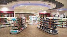 Vind je dit een aantrekkelijke winkelindeling? Wat zou jij anders doen?