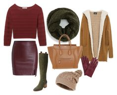 stylish and cosy set for autumn 2015