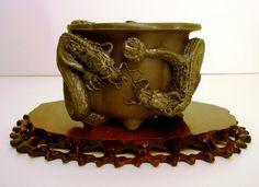 antique bonsai pots - Google Search