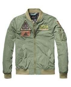 Bomber - Scotch & Soda