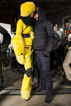 Eye Spy on the Moncler #lovefactory