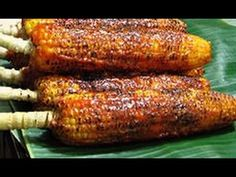 Resep Jagung Bakar Pedas Manis Afkar L Recipes And How To Make Spicy R Jagung Resep Makanan Asia Resep