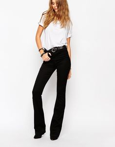 Blank+NYC+Clean+Wide+Leg+Flare+Jeans