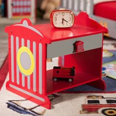 11 Amazing Toddler Bedside Table