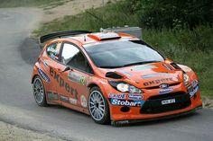 Solberg Ford Focus WRC