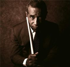 Max Roach by William Coupon
