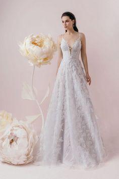 Свадебные платья Irena Burshtein 2018