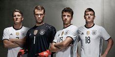 #football #kit #euro #germany #team