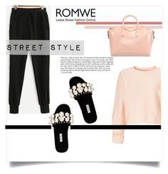 """ROMWE CONTEST"" by dino-islamovic ❤ liked on Polyvore featuring Miu Miu and Miss Selfridge"