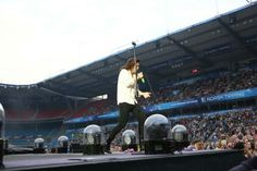 One Direction Performing at Ullevaal Stadium , Oslo Norway 19.06.2015