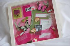 Bristol Vintage Wedding Fair: Erika Glanville Bespoke Memory Frames