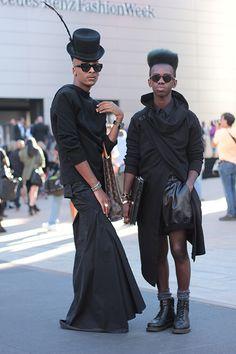 AfroPunk Hauteness!