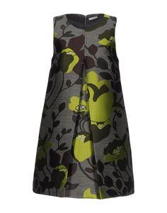 P.A.R.O.S.H. Короткое Платье Для Женщин - Короткие Платья P.A.R.O.S.H. на YOOX - 34745460BH