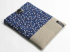 e-Reader Taschen - eBook-Reader-Hülle TULPEN - ein Designerstück von kleinemadame-shop bei DaWanda