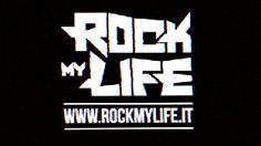 Rock My Life GIF 001 #rock #punk #grunge #hardrock #metal #trashmetal #rocknroll #gif
