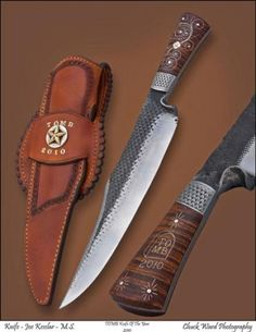 Knives made from files. . .pic's please