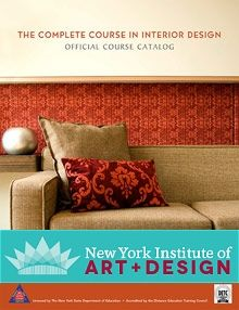 Interior Design Course // New York Institute Of Art And Design  CID 1500 |  NYIAD | Pinterest | Interior Design Courses, Interiors And Business
