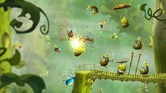 Rayman Legends Picks Up 30 New Levels in Delay