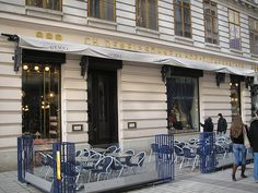 Café Demel, Vienna