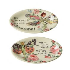 Inspirational Oval Soap Dish - $6.95