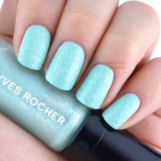 The Happy Sloths: Yves Rocher Holiday 2015 Limited Edition Nail Polish Collection: Review and Swatches