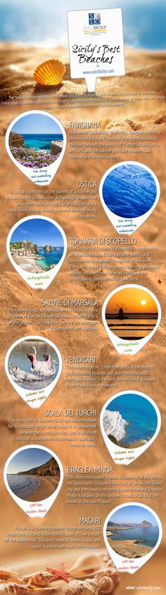 Solosicily: Best Beaches in Sicily