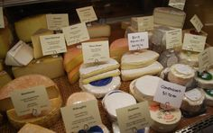 Cheese Shop - Lucy's Whey on the UES