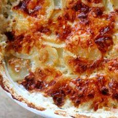 Scalloped Potatoes XL Recipe