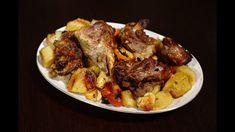 αρνάκι ή κατσικάκι κλέφτικο στη λαδόκολλα σιγοψημένο λουκούμι με πολλές τσαχπινιές CuzinaGias lamp - YouTube Tasty Dishes, Pork, Beef, Chicken, Recipes, Kale Stir Fry, Meat, Recipies, Ripped Recipes